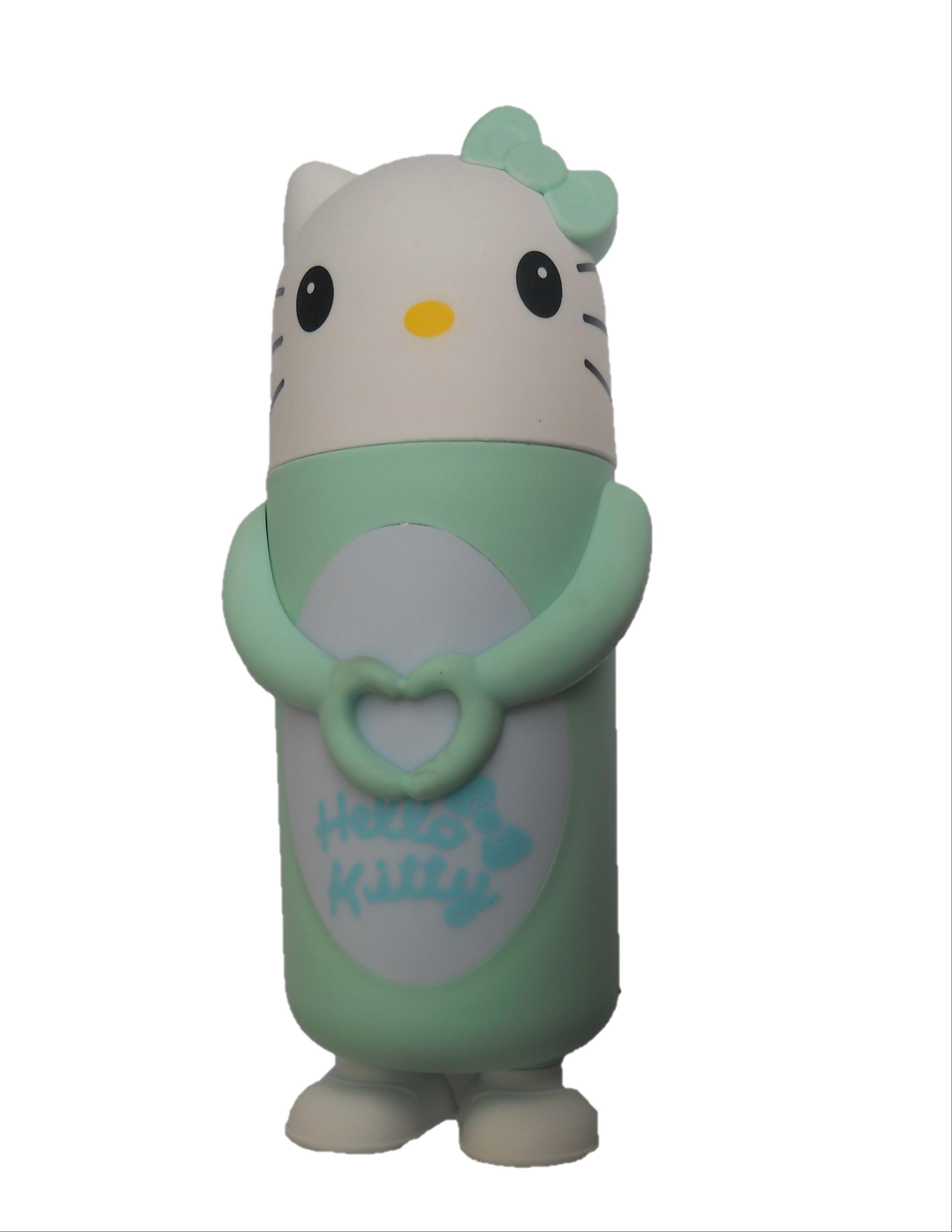 Bouteille d'eau Chaude et Froide (Thème Hello Kitty) 350ml