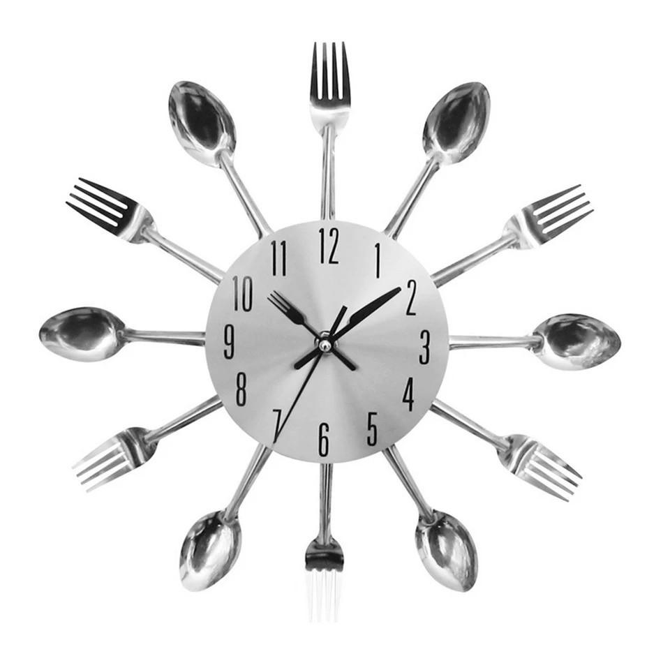 Horloge Décorative Murale pour Cuisine - Déco Maison Maroc