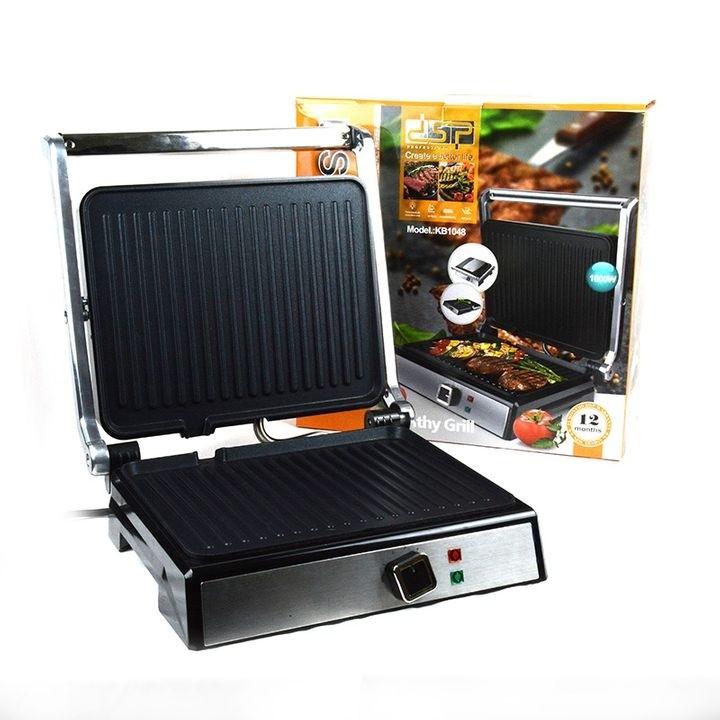 Panini électrique Sandwich Maker Grill viande Hamburger KB1048