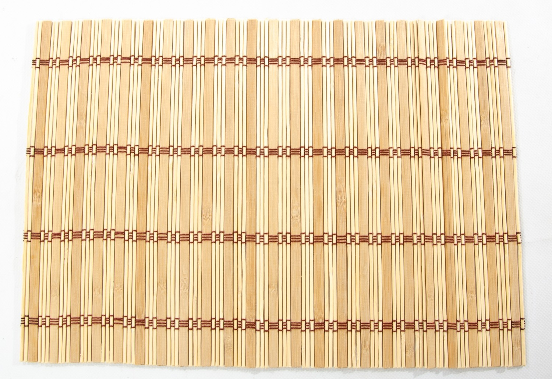 Set de Table Bambou Beige 1 pièce