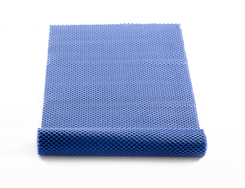 Tapis Antidérapant Multi Usages 30x120cm Bleu