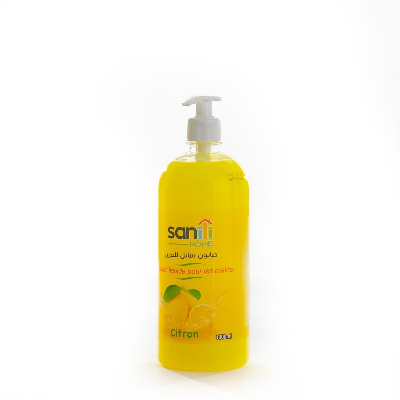 Savon Liquide 1L Citron Sanili