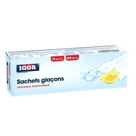 Igor 10 Sachets Glaçons