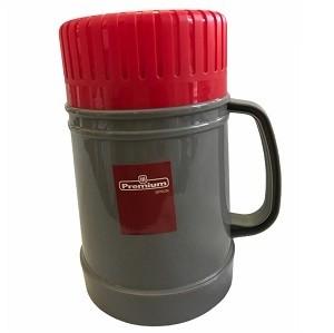 Thermos Bomba En Plastique 600 ml