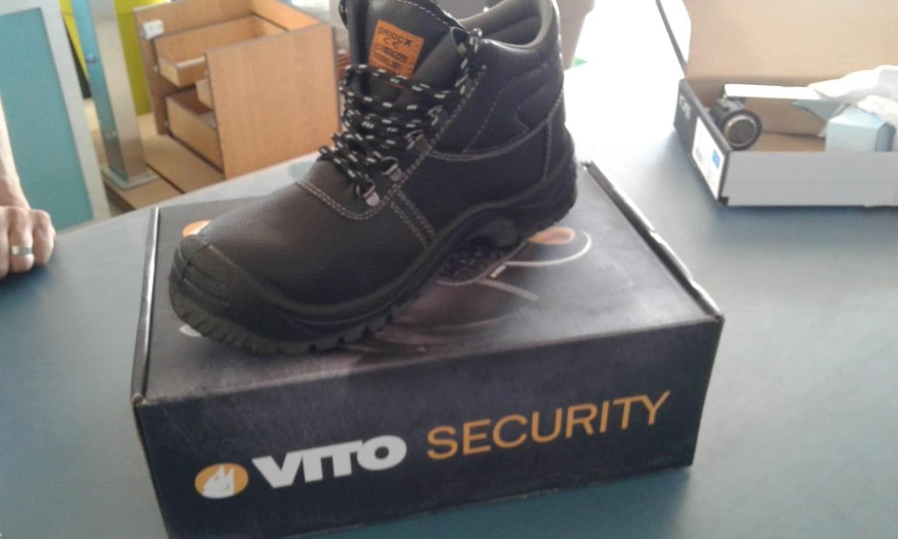 Chaussure de Sécurité Haute Classic s3 Taille 40 - VITO
