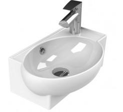 Lavabo Mini 28x45Cm Blanc