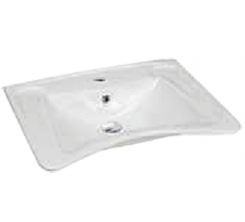 Lavabo pour Personne à Mobilité Réduite 60x50cm