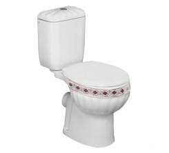 Cuvette WC Sedef 02