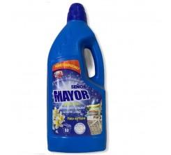 Lessive Liquide 2en1 Couleur 4050 ML Senor Mayor