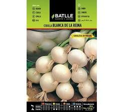 Sachet de graines de legumes OIGNON BLANC de la rein