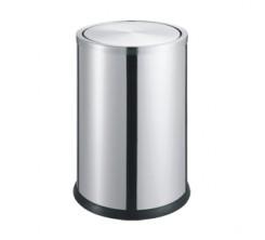 Poubelle Mercu 5L 20 x 30 cm inox 304 SANILI