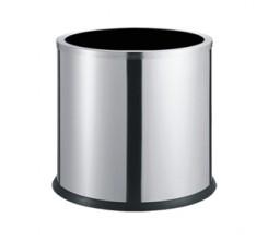 Poubelle Mercu 5L 22.5 x 27 cm Inox 304 Luxe Sanili