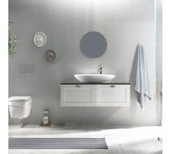 Vasque à poser Oval OLIVE 75x38cm
