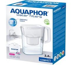 Aquaphor Carafe Filtrante Compacte 2,4 l Blanc