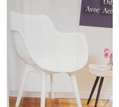 Chaise Odisse Blanche