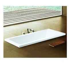 Baignoir 1700x750x430 Acrylique Blanc