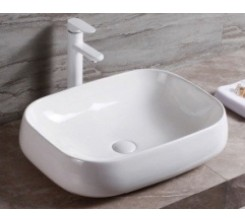 vasque à Poser Rectangle 56x42x14.5cm TIVOLI