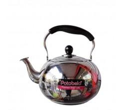 Bouilloire potobelo inox Round Kettle -4L