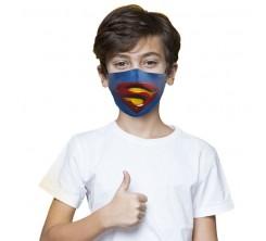Masque De Protection Pour Enfant Motif Superman