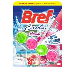 Nettoyant wc bref escapes hawaii 50g