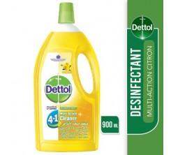 Désinfectant Liquide Dettol 4IN1 Lemon 900ml