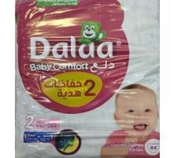 Couches Dalaa Comfort BP Mini 64+2U 3-6kg