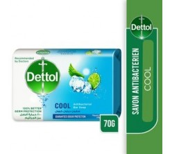 Savon Cool Anti-Bactérien - 70g DETTOL