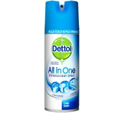 Dettol Désinfectant Spray Spring Waterfall450 ML