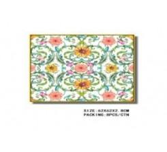 Tableau Decoratif-Fleur Tournesol 62x62x2cm