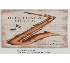 Tableau Décoratif - Rhythm & Blues
