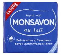 Savon Main Monsavon Authentique 4pcs 100G