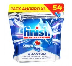 Finish Power Ball Quantium 54 Pastillas