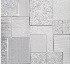 Papier Peint Auto  Adhesif 3D Beige