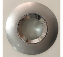 Spot Rond Silver/Chrome SHM007