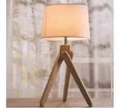 Lampe de Table 3 Pieds Plat 320x650 1xE27