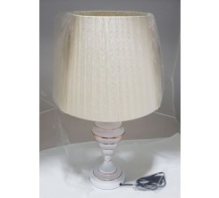 Lampe de Table 1xE27 Beige 9-13