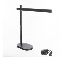 Lampe à Table pour Bureau Led Noir 10-6