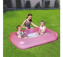 Piscine Gonflable Pour Enfants Aquababes Rose