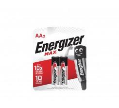 Piles Energizer Max E91 BP2 AA-2  (0119)