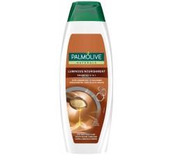 Shampoing Palmolive luminous nourishment 2in1 (nat argan) 350 ml