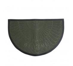 Tapis de Porte Antidérapant 50 x 80 Vert