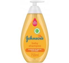 Shampoing Johnsons classique 750 ml