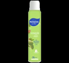 Déodorant Spray Amende 200ml MONSAVON