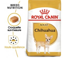 Croquettes chien ChiHUAHUA adult 1,5 kg