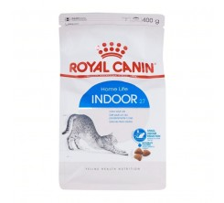 Croquettes Chat Indoor 400g