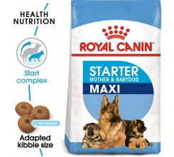 Croquettes chien Maxi starter 15 kg