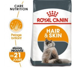 Croquettes Chat Hair and skin 2 kg