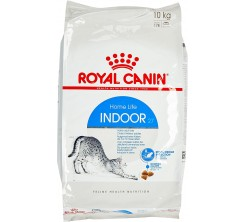 Croquettes Chat Indoor 10 kg