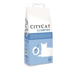 CITY CAT CLUMPING  5 KG