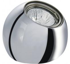 Électricité - Luminaire Plafond - Spot Chromé avec Lampe
